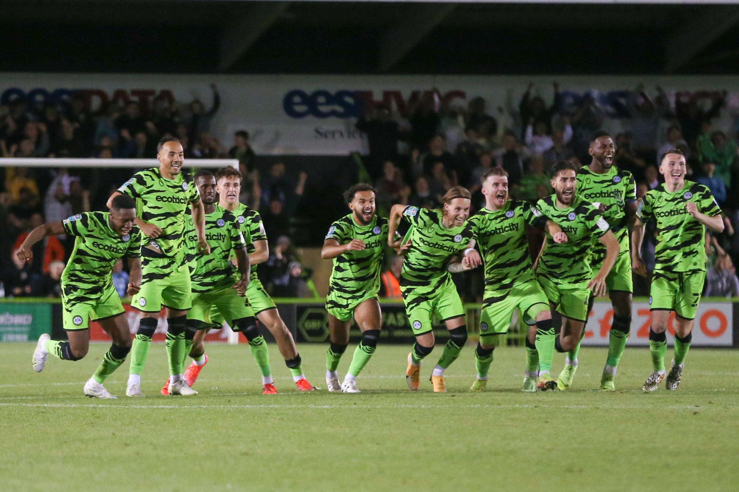Thomas the hero as Rovers beat Bristol City on penalties - Stroud News and Journal