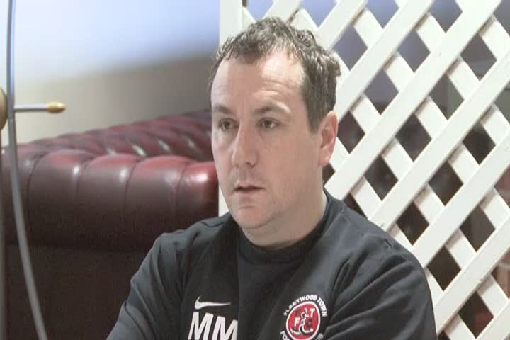 NO GO FOR ROVERS: Barnsley assistant manager Micky Mellon