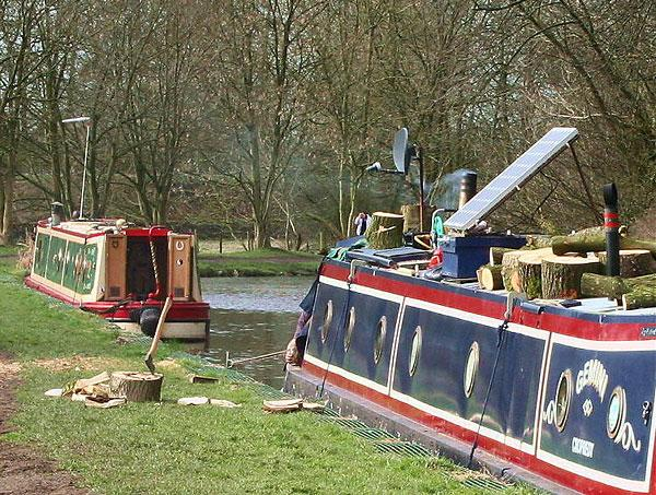 Man, 51, admits stealing a canal boat called 'Cushie Butterfield'