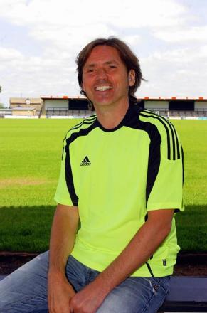 Ecotricity boss and Forest Green Rovers chairman Dale Vince