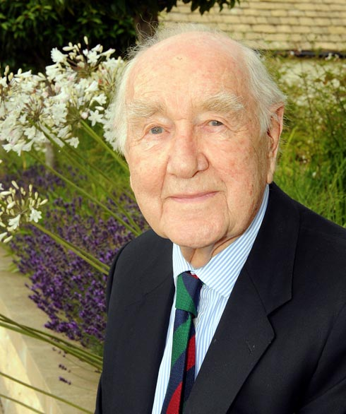 Ken Hunting, 91, helped organise the 1948 London Olympics
