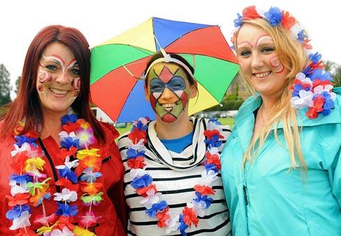 Lark in the Park hailed a success and will be repeated next year