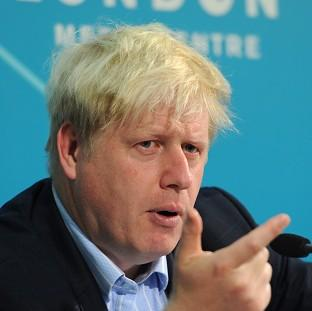 Boris Johnson described the Olympics as 'the most extraordinary event we can remember in our lifetimes'
