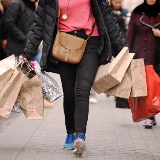 Retail footfall fell in the three months to July due to the wet weather