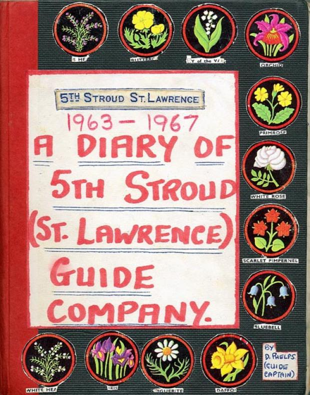 Stroud News and Journal: A Diary of 5th St Lawrence Guide Compan
