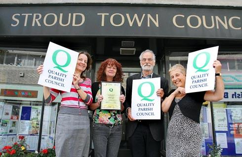 Stroud retains quality council status proving it is in touch with the community
