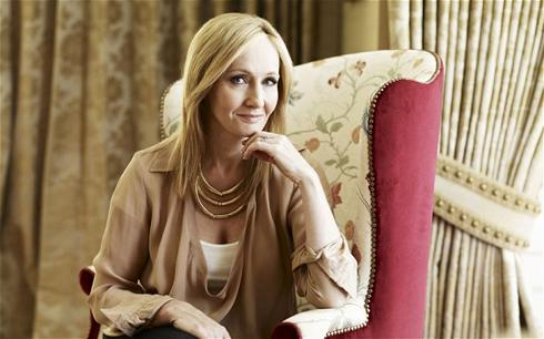 J.K Rowling promised fans that her next published book will be for children
