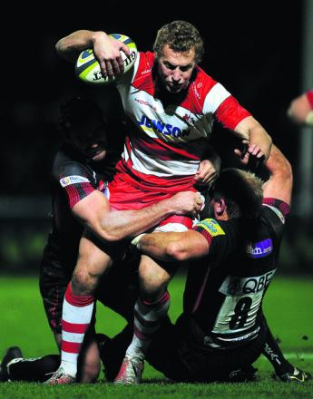 INJURY CONCERN: Billy Twelvetrees