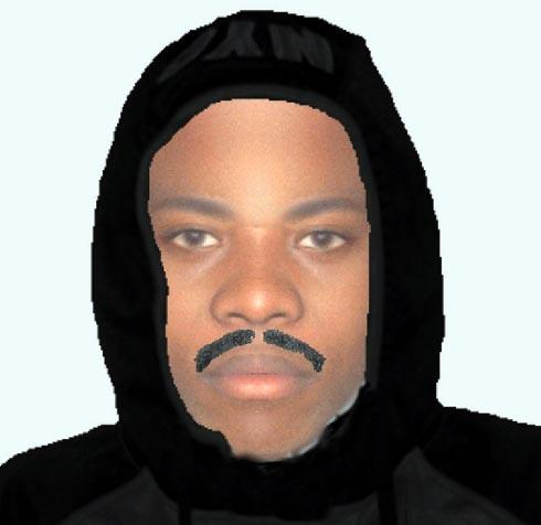 Police have released an e-fit image of a man after a 11-year-old girl was followed home in Minchinhampton