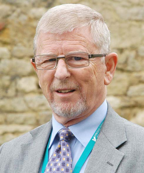 Keith Pearson elected new leader of Tory group on Stroud District Council