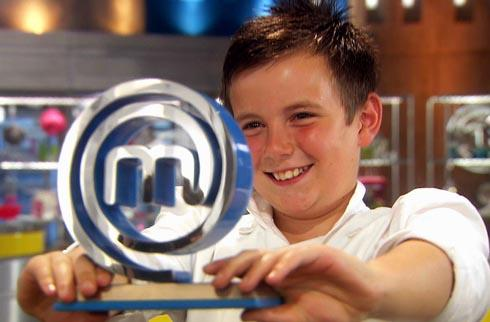 Stroud schoolboy Tom Barlow-Kay, 12, wins Junior MasterChef