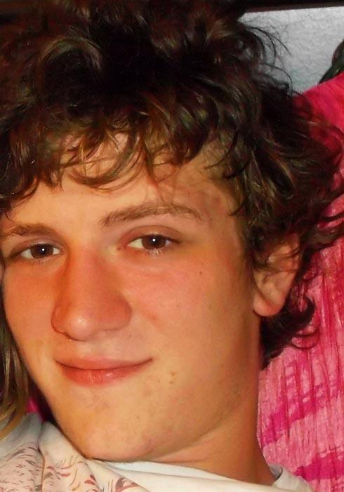 George Ford, aged 20, has been missing from his home in Slad Road, Stroud since around 3am on Sunday