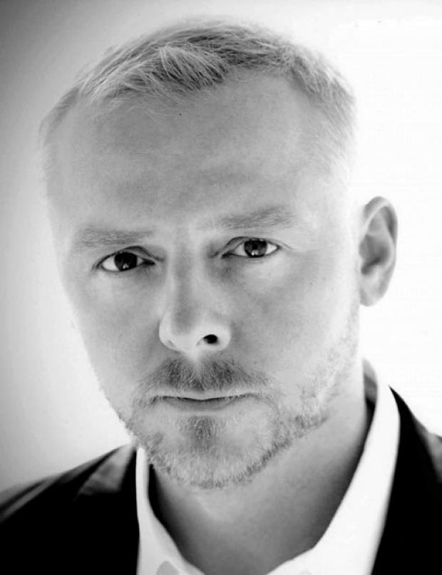 Hot Fuzz star Simon Pegg becomes patron of Stroud Drama Academy