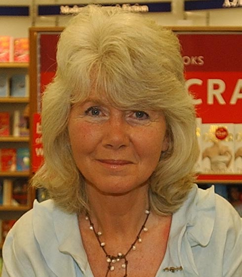 Author Jilly Cooper is among the host of celebrities who have leant their names to the opposition campaign