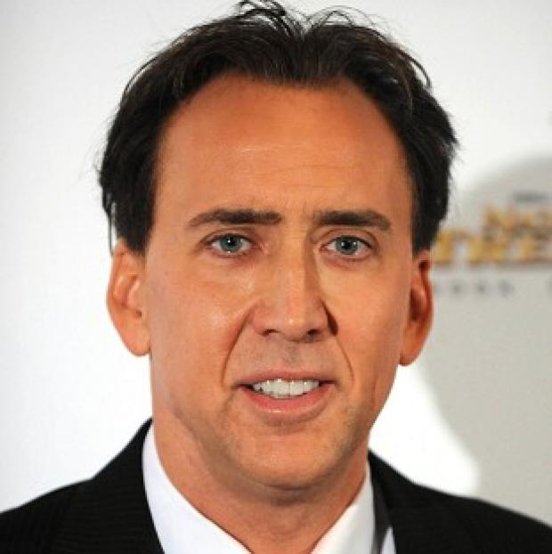 Nicolas Cage will play a reformed criminal in the movie