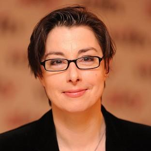 Sue Perkins said she doesn't care about her looks
