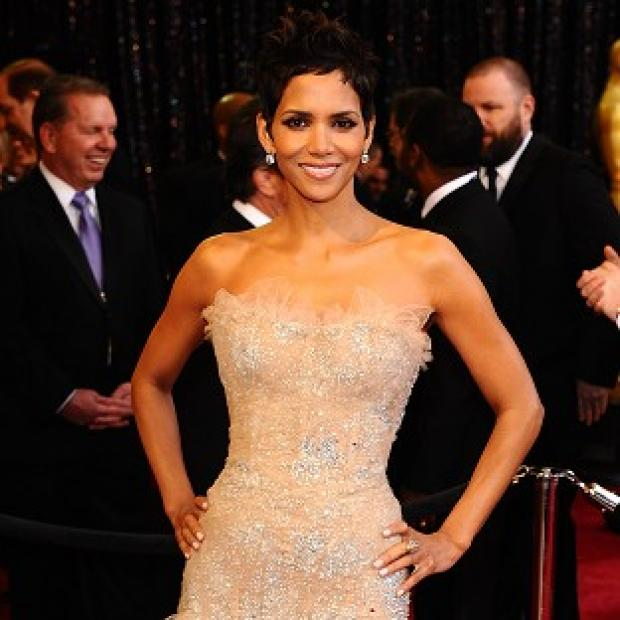 Halle Berry broke her foot just before shooting began on Cloud Atlas