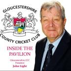 Stroud News and Journal: JUST IN: Inside the Pavilion with Gloucestershire president John Light