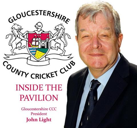 Stroud News and Journal: Gloucestershire president John Light