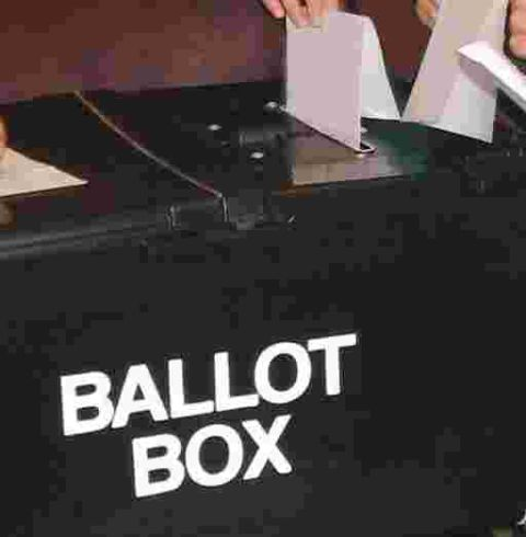 Residents' are being urged to vote in the local and European Parliament elections ahead of next week.