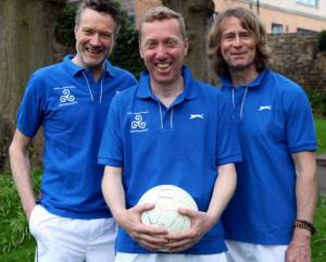 Blancmange pop star set for World Cup stage