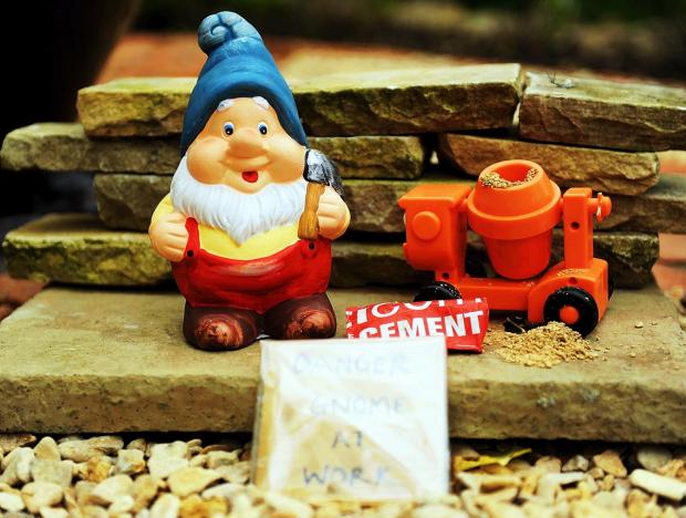 Families invited to Eastcombe's annual gnome hunt