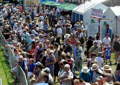 Food Festival to debut at this year's Cotswold Show