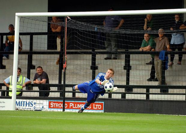 Stroud News and Journal: Matt Bulman has left Forest Green