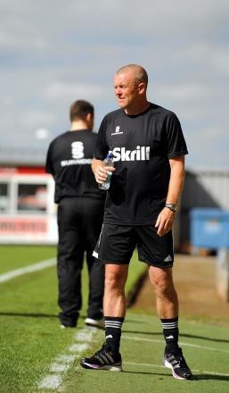 Former Forest Green boss David Hockaday