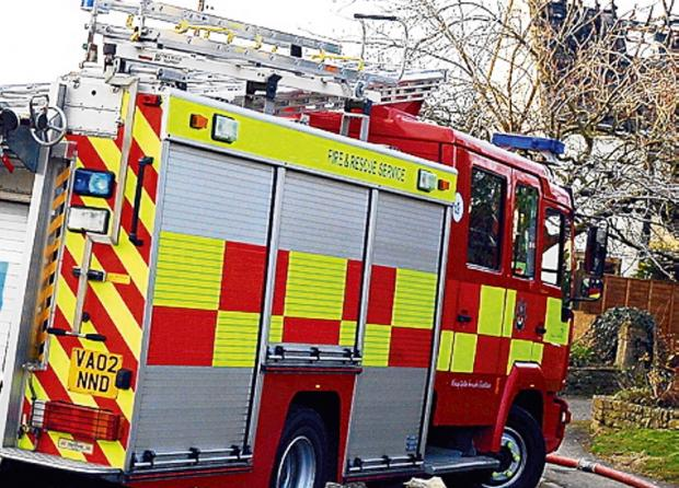 Fire crews called to 11 incidents during seven-hour strike