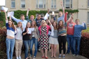 Just in: Wycliffe pupils beat the odds again with their GCSE results
