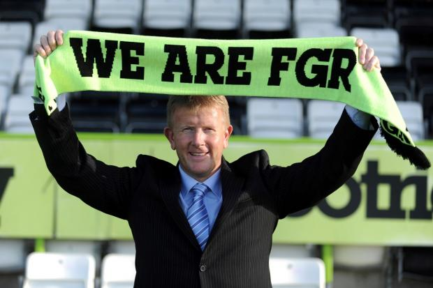 Forest Green are