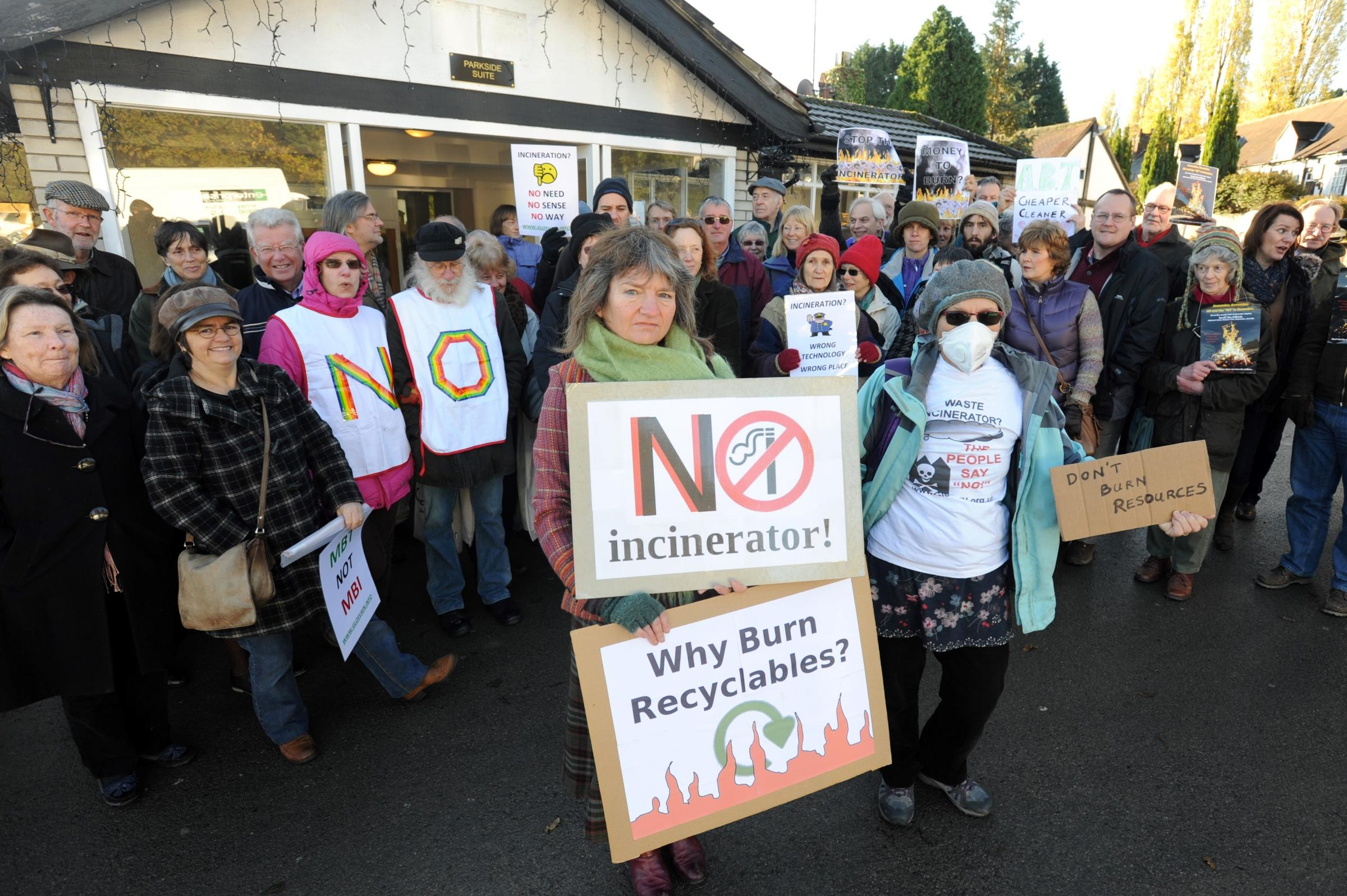 GlosVAIN say incinerator appeal 'could go either way' as inquiry comes to an end