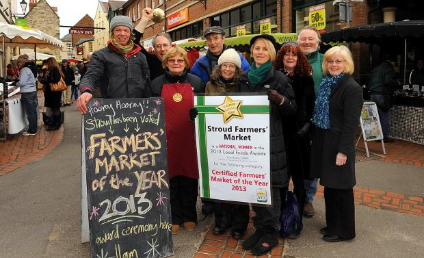 Farmers' market petition dispute