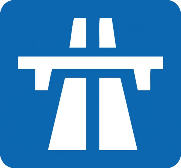 50mph speed limit on M5 while essential work on bridge takes place