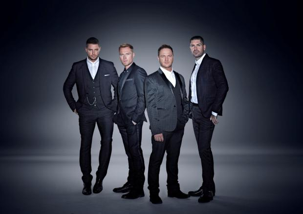 Boyzone will perform at Westonbirt Arboretum this summer