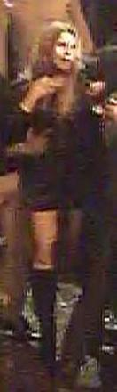 Police have released this CCTV image of a woman they would like to speak to about the one of the incidents