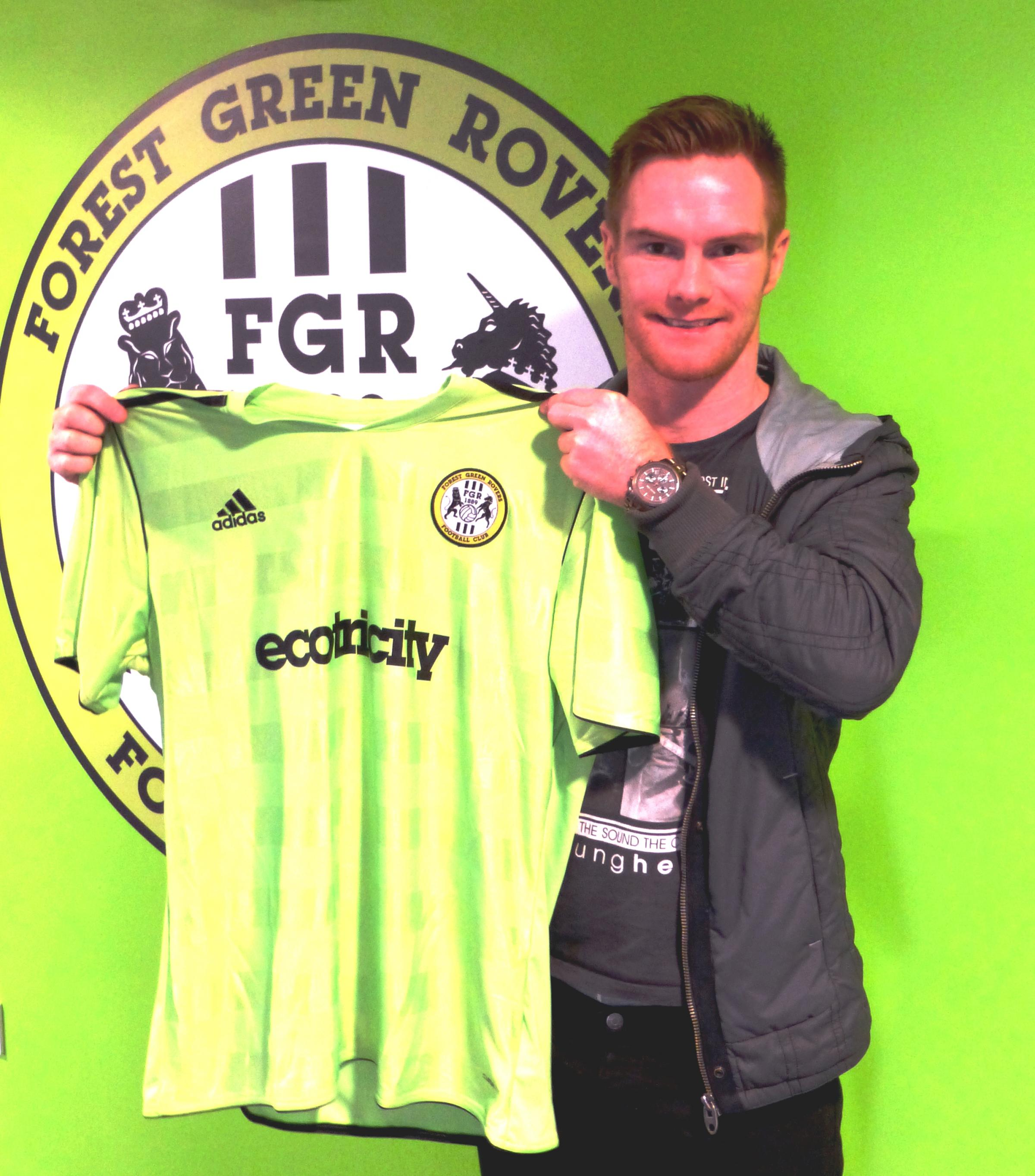 FGR striker Jason Walker has gone on loan to Southport