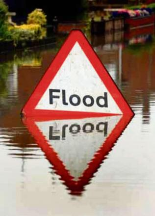 Severe flood warning issued for Eastington
