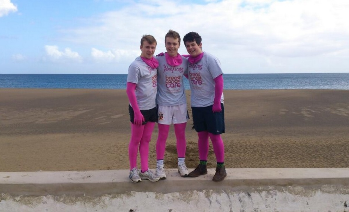 Marling trio charm their way to Lanzarote