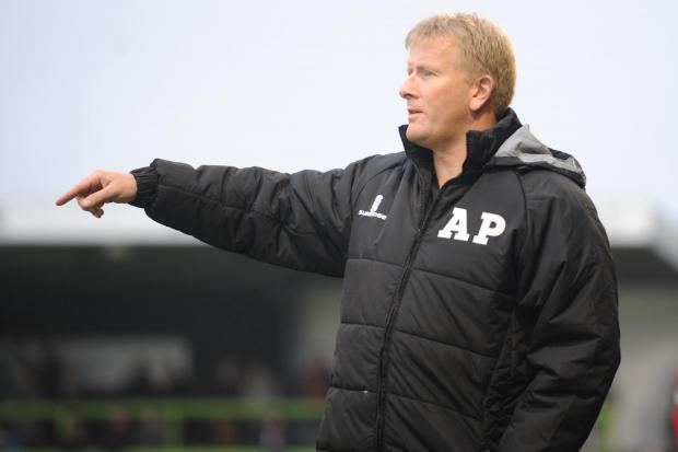 Stroud News and Journal: FGR boss Ady Pennock