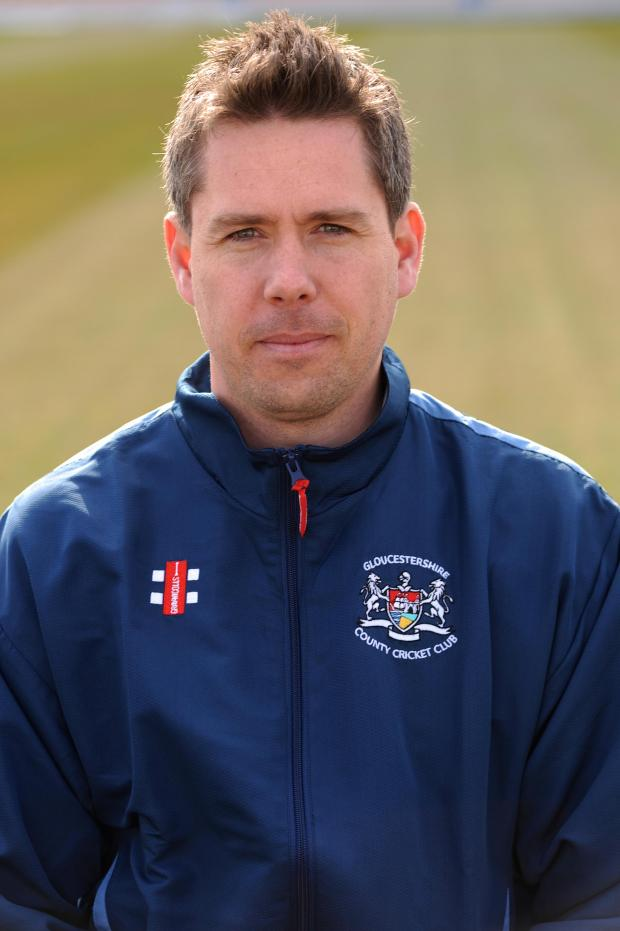 Stroud News and Journal: Glos coach Mark Thorburn