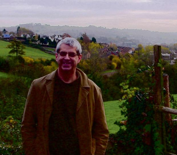 Stroud News and Journal: Stroud District Councillor Philip Booth will step-down after serving eight years on the authority (4351435)