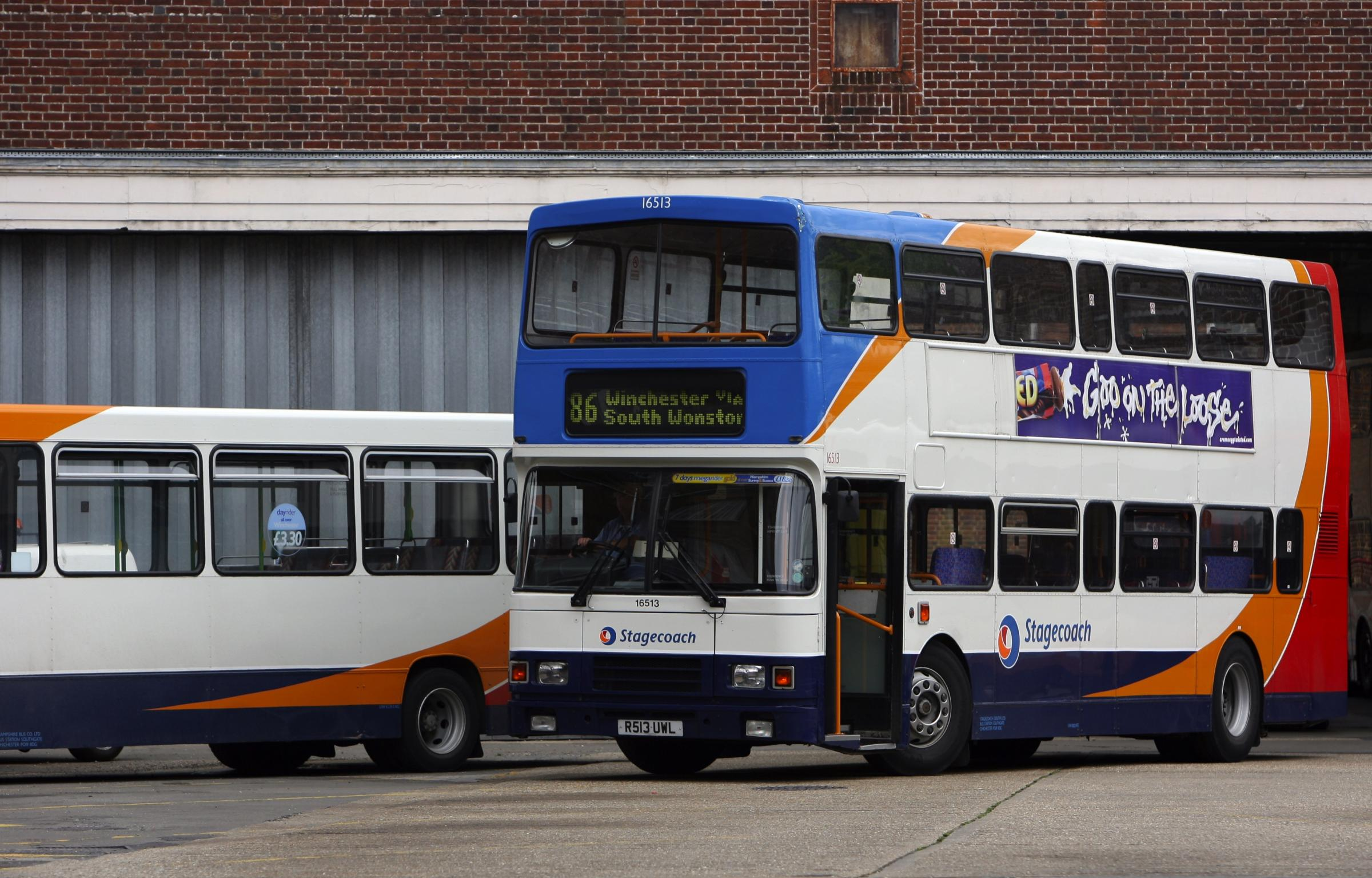 Unanimous decision to review concessionary bus passes
