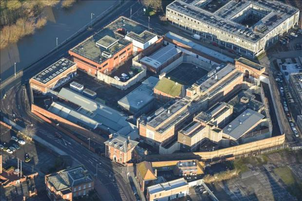 Gloucester Prison site for sale