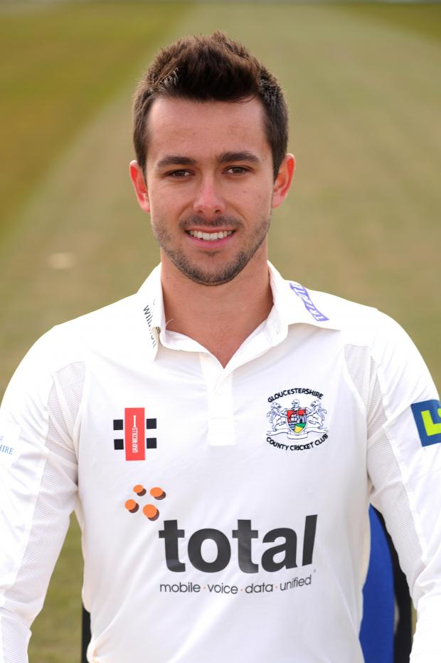 Stroud News and Journal: Jack Taylor took 3-12 in Gloucestershire's 13-run win over Sussex