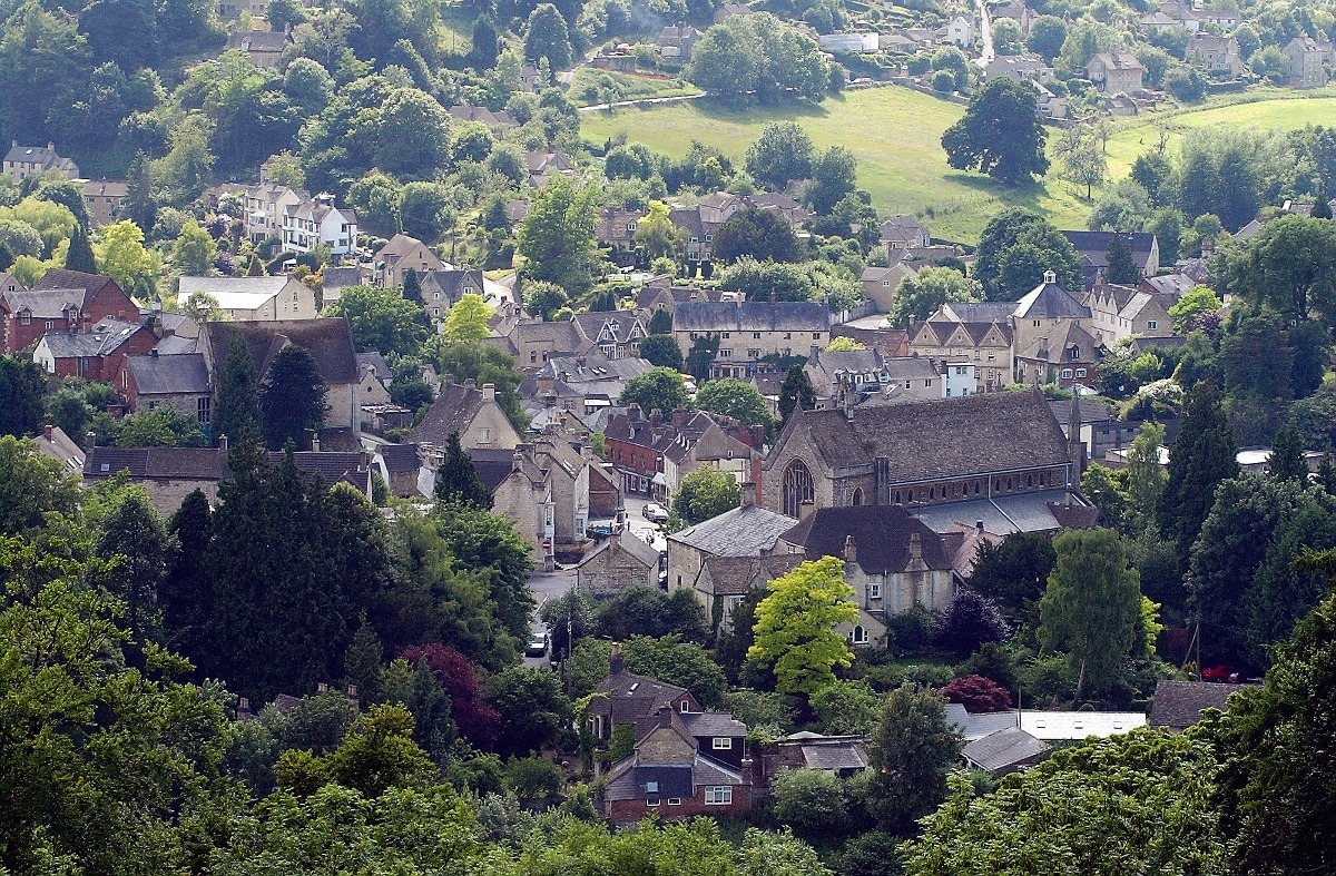 Nailsworth named as one of the best places to live in Britain