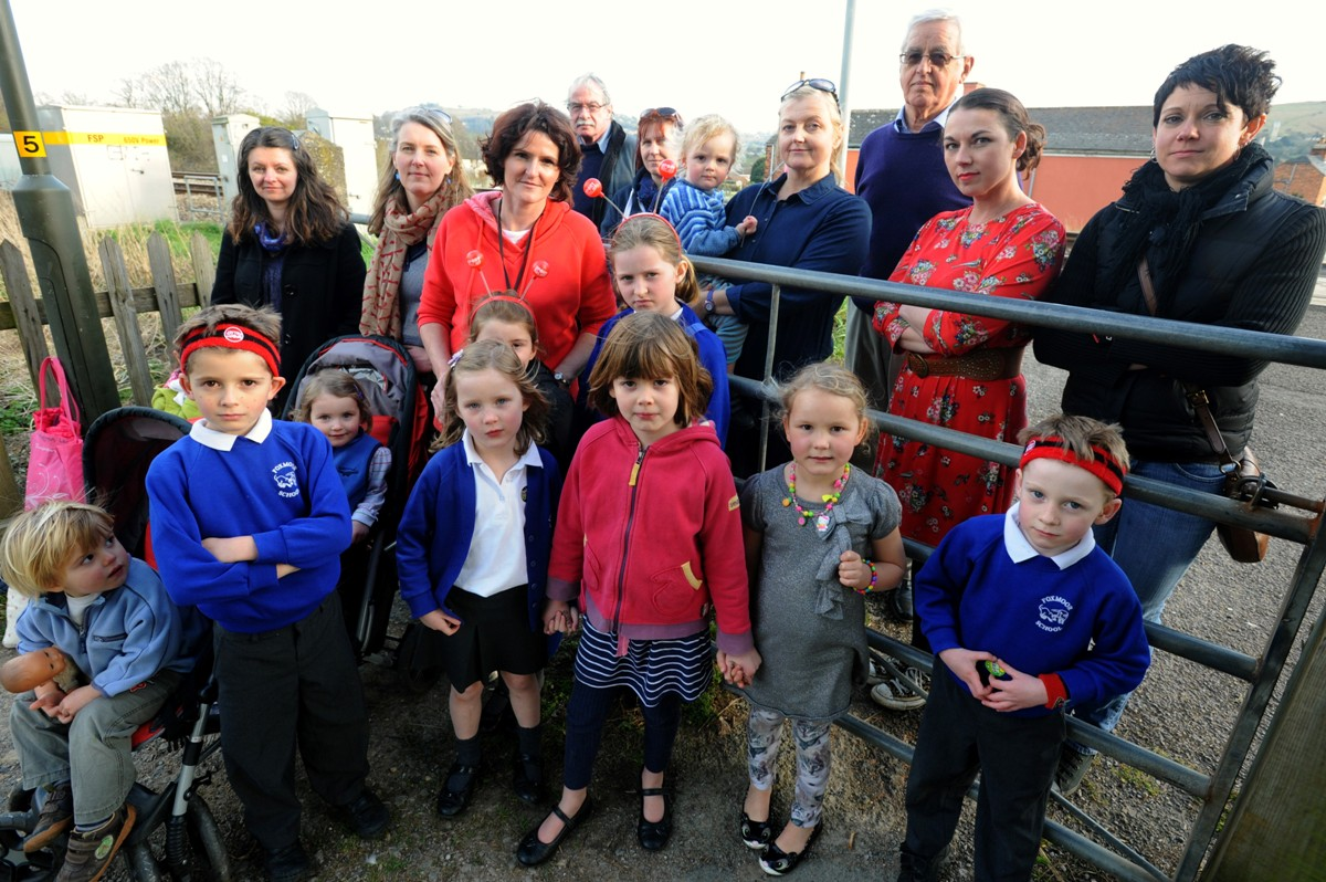 Parents fear a child could be killed at dangerous rail crossing in Stroud