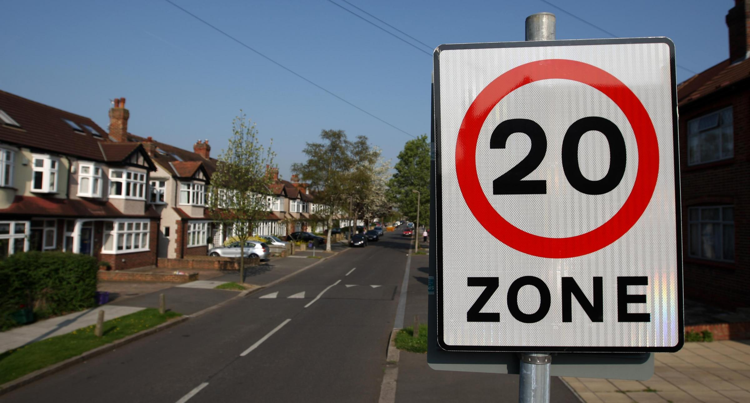 New 20mph speed limit proposed for more Stroud roads