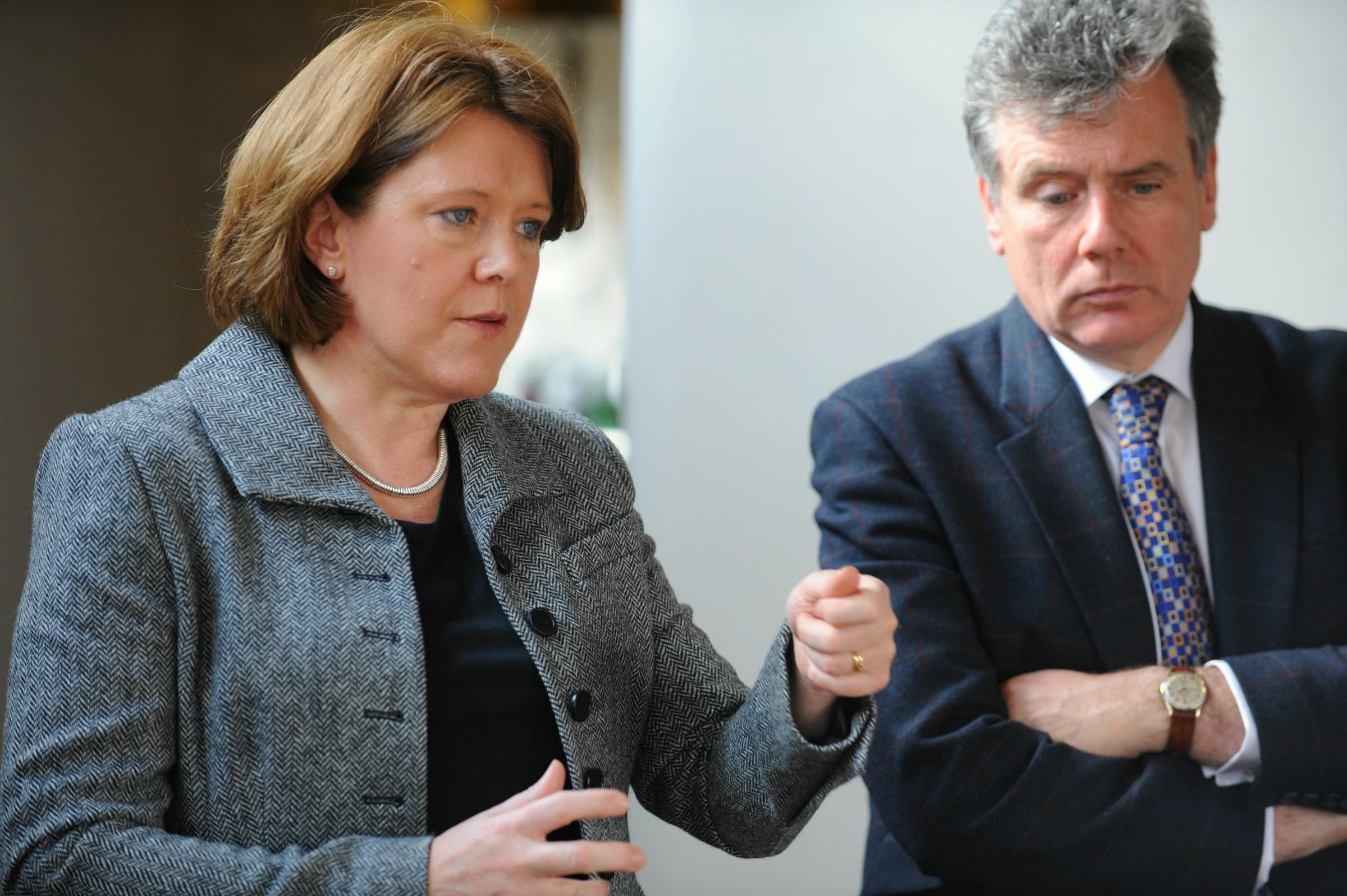MP Neil Carmichael says it's 'time to move on' following Maria Miller controversy